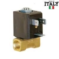 Электромагнитный клапан 5510, CEME, 1/8', 90 С, нормально закрытый, прямого действия, цена