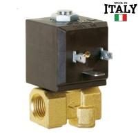 Электромагнитный клапан 6610, СЕМЕ, 1/4', 90 С, нормально закрытый, прямое действие, цена