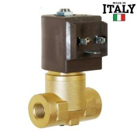 Электромагнитный клапан 8324, 1/2', СЕМЕ, 150 С, нормально закрытый, цена