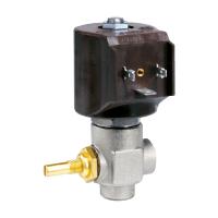 Электромагнитный клапан 9922, CEME, 1/4', 155 С, нормально закрытый, прямое действие, с регулировкой расхода, цена