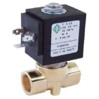 Электромагнитный клапан 21A8ZV45(55), 1/2', FKM, - 10 + 140 °С, нормально открытый, прямого действия, цена