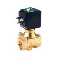 Электромагнитный клапан21H12KOE120, 1/2', EPDM - 10 + 140 °С, нормально закрытый, комбинированного действия, цена