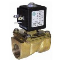Электромагнитный клапан 21H9KV180, 3/4', FKM, - 10 + 140 °С, нормально закрытый, непрямое действие, цена