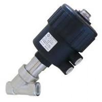 Клапан из нержавеющей стали с пневмоприводом из полиамида 21IA6T25GC2 ODE (Italy), 1', PTFE, - 40 + 180 °С, нормально закрытый, купить, цена