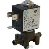 Электромагнитный клапан 21JPPR1V23, 1/8' трубка 6 мм, FKM, - 10 + 140 °С, нормально закрытый, прямое действие, цена