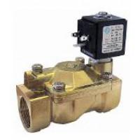 Электромагнитный клапан 21W4KE250, 1', EPDM - 10 + 140 °С, нормально закрытый, непрямого действия, цена