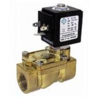 Электромагнитный клапан 21WA4KOV130, 1/2', FKM, - 10 + 140 °С, нормально закрытый, цена