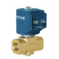 Электромагнитный клапан 9914, CEME, 1/2', 180 С, нормально закрытый, прямого действия, цена